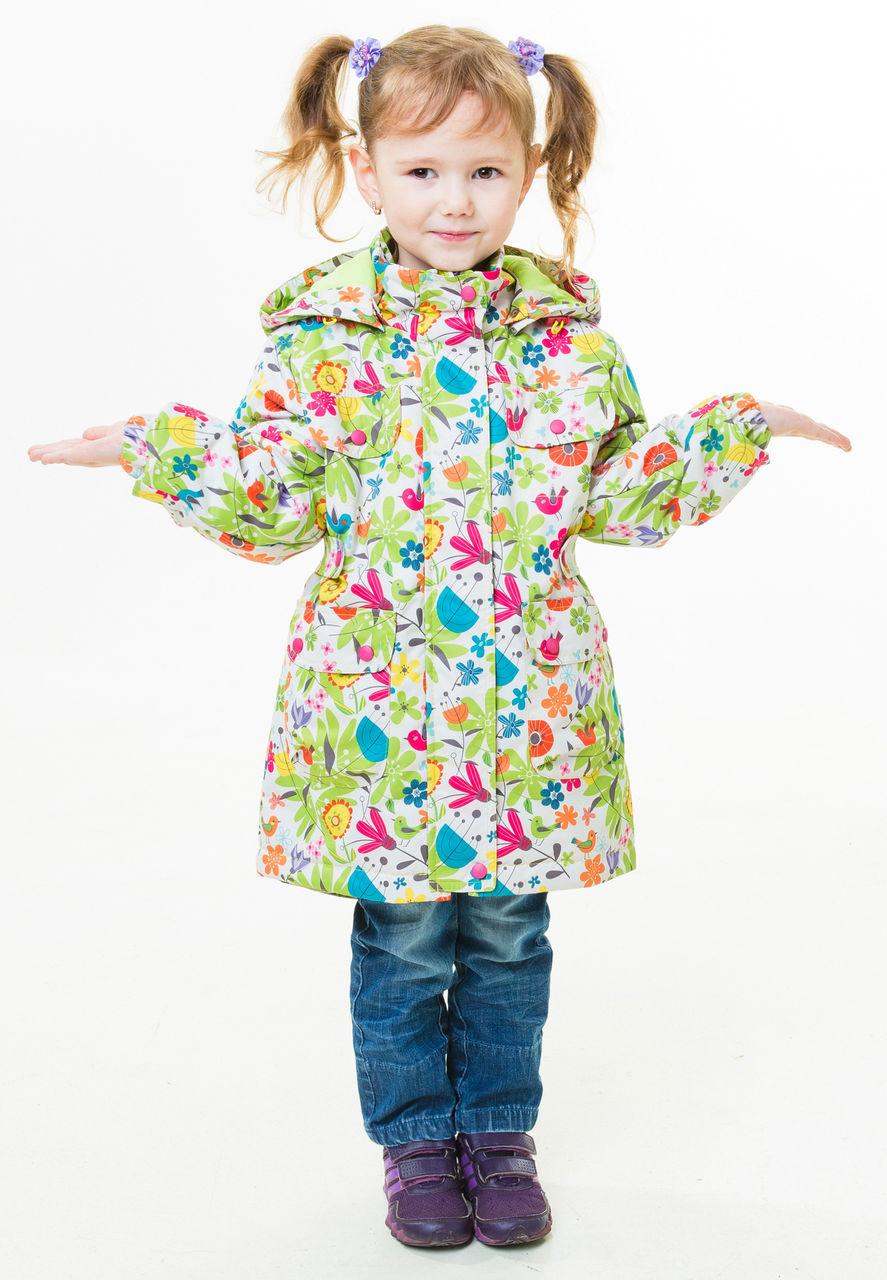 Как выбрать весеннюю-осеннюю куртку  для ребенка.